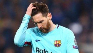 Lionel Messi: Conmebol suspendió por tres meses a delantero argentino