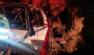 Tragedia en Canta: suspenden a empresa de transporte que protagonizó fatal accidente