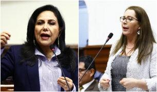 Ministra de la Mujer pide que Rosa Bartra no presida ninguna comisión