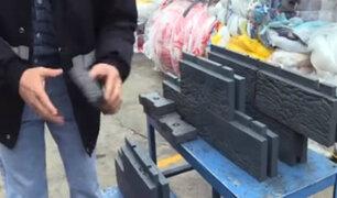 Plástico reutilizado podría emplearse para construcción de viviendas