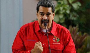 Maduro responde a Trump: A Venezuela no la bloquea nadie