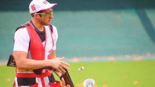 Lima 2019: Nicolás Pacheco ganó medalla de bronce en tiro