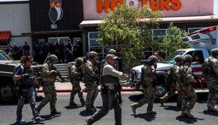 EEUU: balacera en centro comercial de Texas deja al menos 20 muertos
