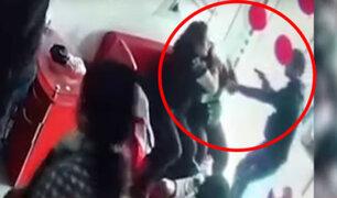 Los Olivos: dueña de peluquería asaltada asegura que ladrones eran venezolanos