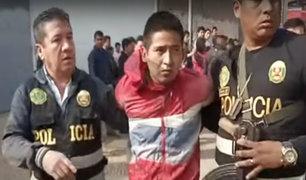 EXCLUSIVO | Los Olivos: capturan a los 'Malditos de Comas' cuando intentaban robar a empresario