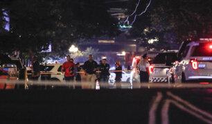 Nuevo tiroteo masivo en Estados Unidos deja al menos 20 muertos y 26 heridos