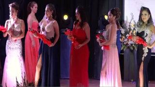"""Talento y belleza en la coronación de la """"Señorita Mercado Ate 2019"""""""