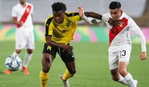 Lima 2019: la 'bicolor' pierde 0-2 ante Jamaica en los Juegos Panamericanos