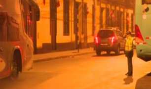 Cercado de Lima: bus interprovincial arrolló y mató a mujer en Jr. Leticia