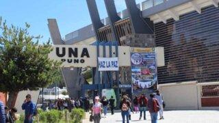 Puno: desarticulan mafia que negociaba ingreso a Universidad Nacional del Altiplano