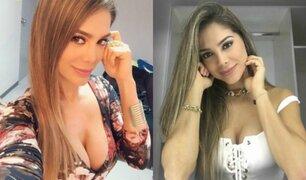 Vanessa Jerí publicó las primeras fotos de su embarazo