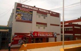 Indecopi ratifica multa a Municipalidad de Tacna por más de un millón de soles
