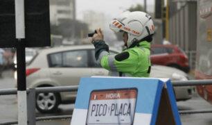 ¿'Pico y Placa' es la solución al tráfico en Lima?, experto opina al respecto