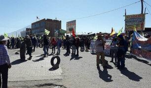 """Vicegobernador de Arequipa: """"Creo que algunos quieren sacarle provecho a la coyuntura política"""""""