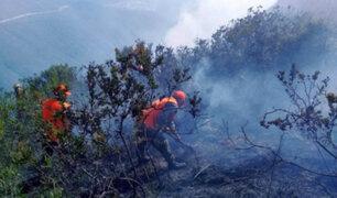 Amazonas: servicio de teleférico a Kuélap fue suspendido por incendio forestal
