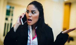 Indecopi brinda consejos para evitar recibir llamadas publicitarias no deseadas