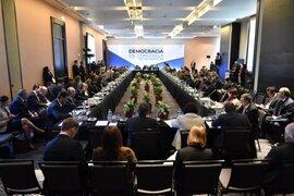 60 países se reúnen en Lima por el rescate de la democracia en Venezuela