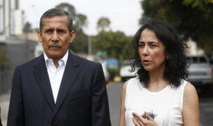 Caso Odebrecht: Ollanta Humala solicitó nulidad absoluta de investigación en su contra