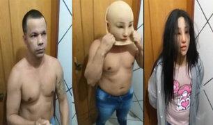 Brasil: hallan muerto a reo que se disfrazó de mujer para fugar