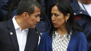 Caso Humala - Heredia pasa a juicio oral