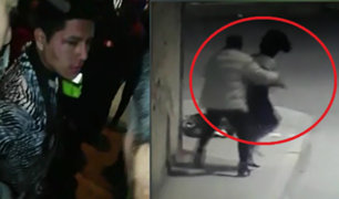 Ate: vecinos casi linchan a delincuente tras frustrar asalto