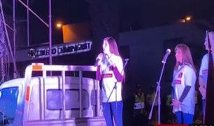 Tía María: manifestación en Arequipa rechaza violencia de antimineros