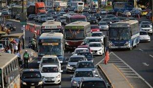 Municipalidad de Lima planea generar 'olas verdes' en 715 cruces semaforizados