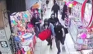 Surco: dueño de joyería asaltada afirma que ladrones llevaban semanas investigando su local