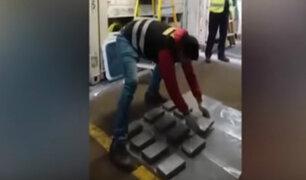 Breña: incautan más de 370 kilos de droga que iban a mandar a Europa
