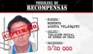 Áncash: sujeto es sentenciado a cadena perpetua por violar a su hijastra