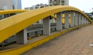 Puente Leoncio Prado: Colegio de Ingenieros advierte sobre riesgo en estructura