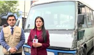 Miraflores: recapturan 'cúster pirata' con más de 5 millones de soles en papeletas