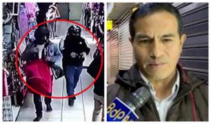 Surco: cámaras ayudarán a identificar a ladrones de joyería
