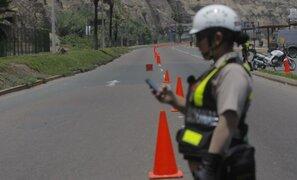 Lima 2019: Evalúan cambio de sede de prueba de ciclismo por deslizamientos en la Costa Verde