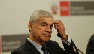 Exdirectivo de Odebrecht ratifica entrega de US$30 mil a César Villanueva