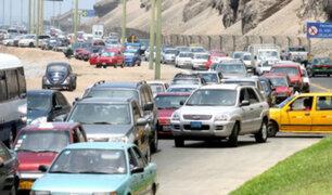 Gobierno destinará 100 millones de soles para chatarrear vehículos contaminantes