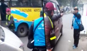 San Juan de Lurigancho: cae presunto extorsionador de transportistas