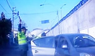 Callao: capturan a banda compuesta por menores de edad que asaltaron a taxista