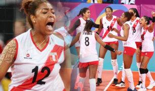 Lima 2019: Perú perdió en vóley femenino ante Colombia