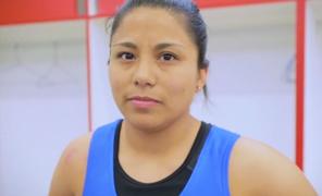 Lima 2019: Luchadora peruana Thalía Mallqui logra medalla de bronce