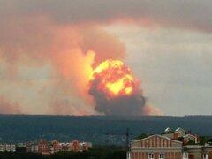 Rusia: explosión en una base de misiles deja dos muertos