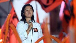 Keiko Fujimori: revelación de aportes abriría nueva línea de investigación