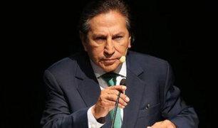 Alejandro Toledo: defensa solicita se le otorgue libertad bajo fianza
