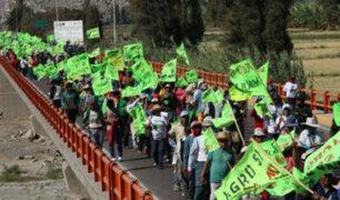 Tía María: turismo en Arequipa pierde un millón de soles diarios