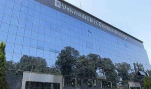 Suspenden a UIGV por entregar bachilleres a profesionales de otras universidades