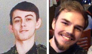 Canadá: hallan cadáveres de adolescentes buscados por triple crimen