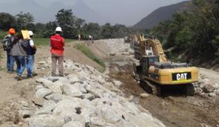 Gobierno destina más de S/168 millones a obras de la Reconstrucción con Cambios