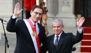 """Vizcarra sobre Villanueva y Odebrecht: """"Que el PJ llegue al fondo de la verdad"""""""