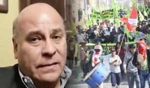 """César Campos: Ha triunfado un """"golpe de Estado"""" con suspensión de licencia a proyecto Tía María"""