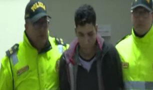 Venezolano que robó Rolex ingresó al país hace un mes pese a tener antecedentes